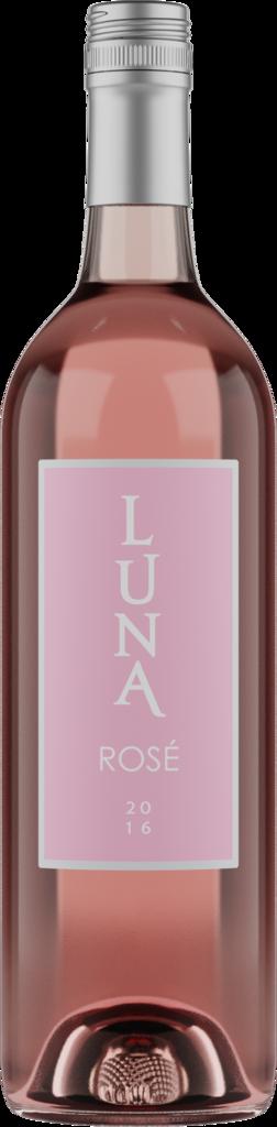 Luna Vineyards Rosé Bottle Preview