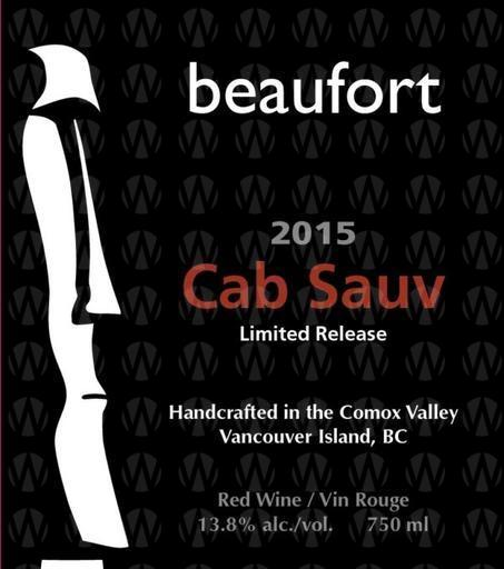 Beaufort Vineyard & Estate Winery Cab Sauv Limited Release