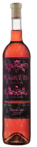 Vignoble d'Oka Mystère Rosé