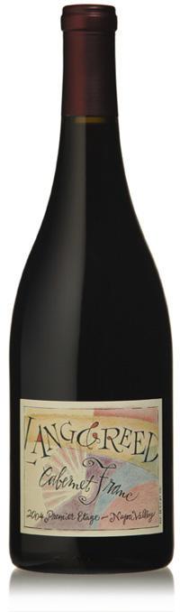 Lang & Reed Napa Valley Premier Etage Cabernet Franc Bottle Preview