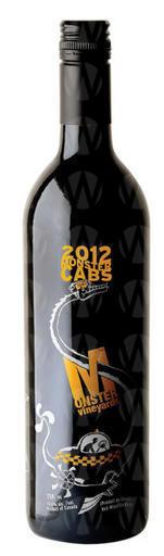 Monster Vineyards Cabs