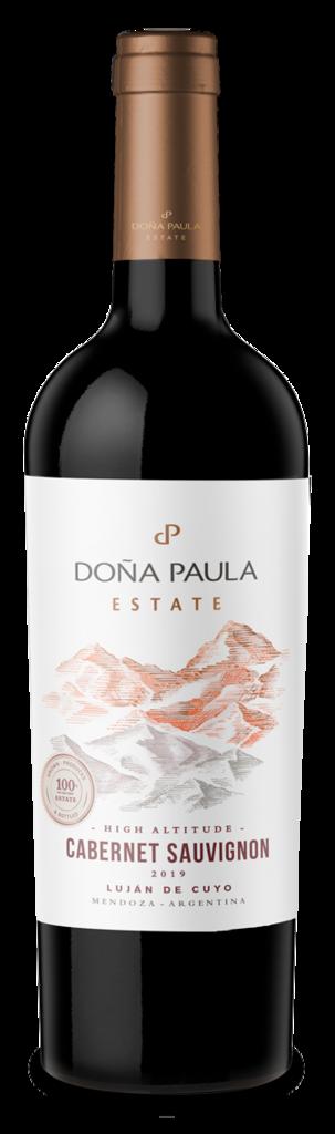 Doña Paula Doña Paula Estate Cabernet Sauvignon Bottle Preview