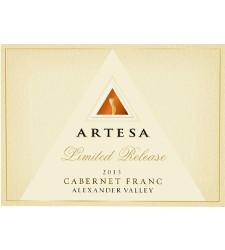 Artesa Winery Limited Release Cabernet Franc Alexander Bottle Preview