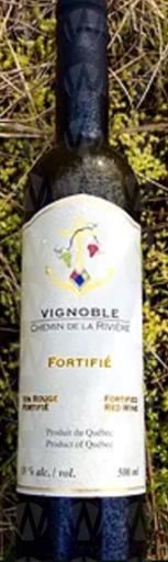 Vignoble Chemin de la Rivière Fortifié