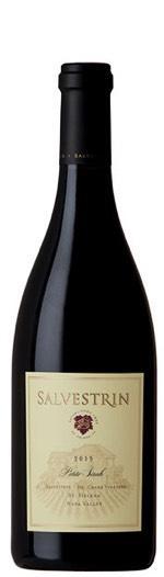 Salvestrin Petite Sirah Bottle Preview