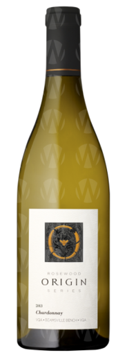 Rosewood Estates Winery Origin 86'D Chardonnay