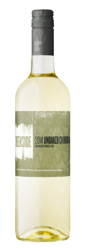 Creekside Estate Winery Unoaked Chardonnay