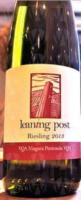 Leaning Post Wines Riesling