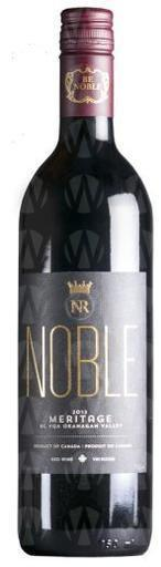 Noble Ridge Vineyard & Winery Library Estate Meritage