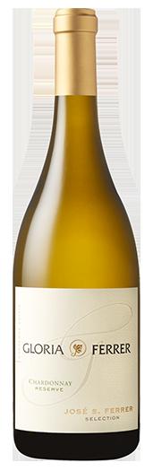 Gloria Ferrer Estate Varietals José S. Ferrer Selection Chardonnay Bottle Preview