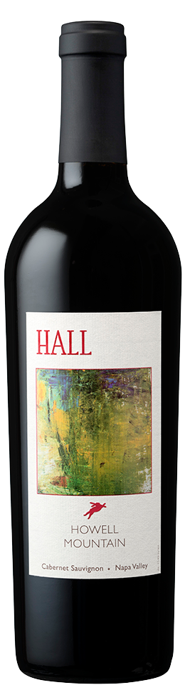 """HALL Napa Valley """"HOWELL MOUNTAIN"""" CABERNET SAUVIGNON Bottle Preview"""