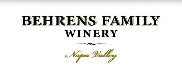 Behrens Family Winery Logo