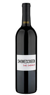 """Fiftyrow Vineyards Smokescreen """"The Chemist"""" Paso Robles Red Blend Bottle Preview"""