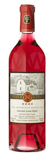 Hidden Bench Vineyards and Winery Locust Lane Rosé
