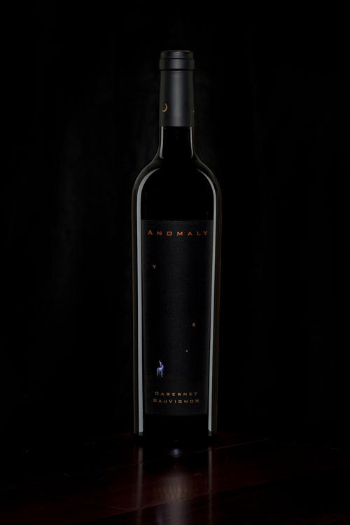 Anomaly Vineyards ANOMALY VINEYARDS CABERNET SAUVIGNON Bottle Preview
