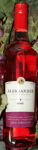 Aleksander Estate Winery Rosé
