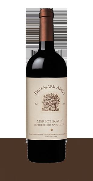 Freemark Abbey Merlot Bosché Bottle Preview