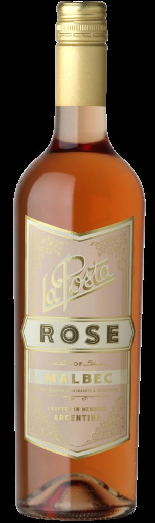 La Posta Vineyards LA POSTA ROSE OF MALBEC Bottle Preview