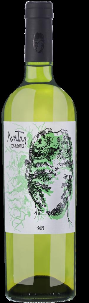 Casir dos Santos Avatar Torrontés Bottle Preview