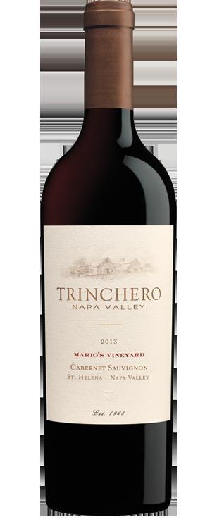 Trinchero Napa Valley Cabernet Sauvignon Mario's Vineyard Bottle Preview