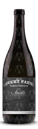 Covert Farms Family Estate Winery Amicitia Grand Reserve