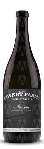Covert Farms Family Estate Winery Amicitia Grand Reserve