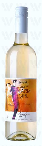 Sue-Ann Staff Estate Winery Fancy Farm Girl - Frivolous White