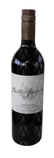 Baillie-Grohman Estate Winery Merlot