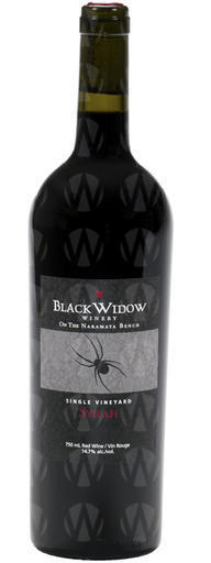 Black Widow Winery Syrah