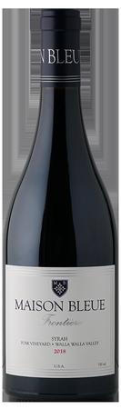 Maison Bleue Frontière Syrah Bottle Preview