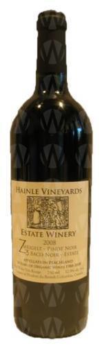 Hainle Vineyards Z3 Zweigelt - Pinot Noir - Baco Noir