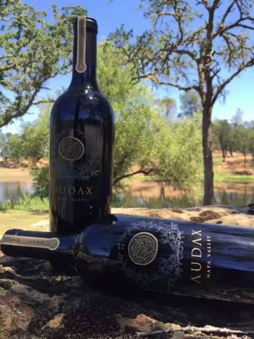 AUDAX Cabernet Sauvignon Bottle