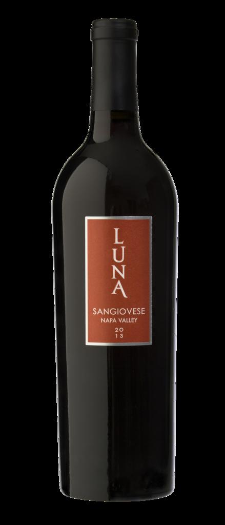Luna Vineyards Luna Vineyards Sangiovese Bottle Preview