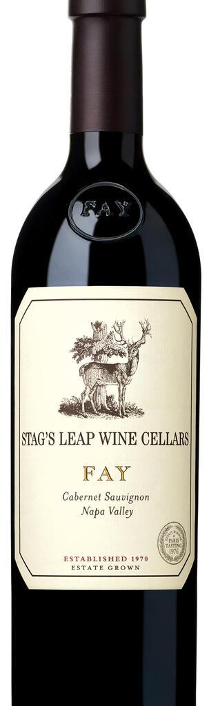 Stag's Leap Wine Cellars FAY Estate-Grown Cabernet Sauvignon Bottle Preview