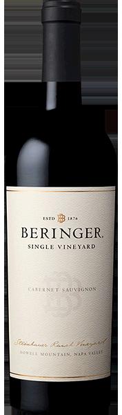 Beringer Home Vineyard Cabernet Sauvignon Napa Valley Bottle