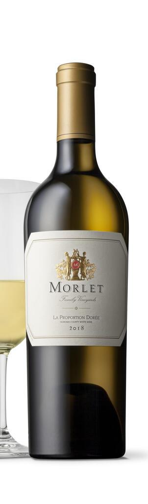 Morlet Family Vineyards La Proportion Dorée Bottle Preview