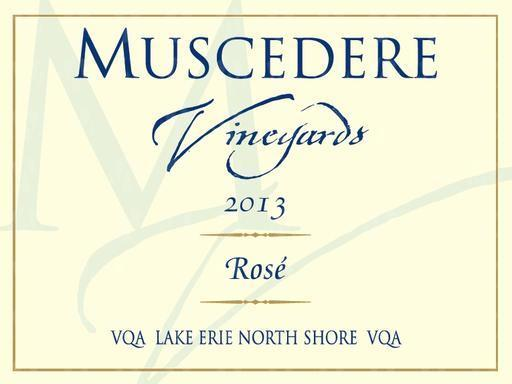 Muscedere Vineyards Rose