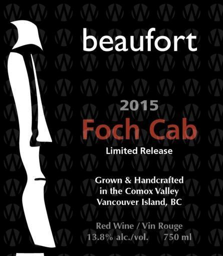 Beaufort Vineyard & Estate Winery Foch Cab