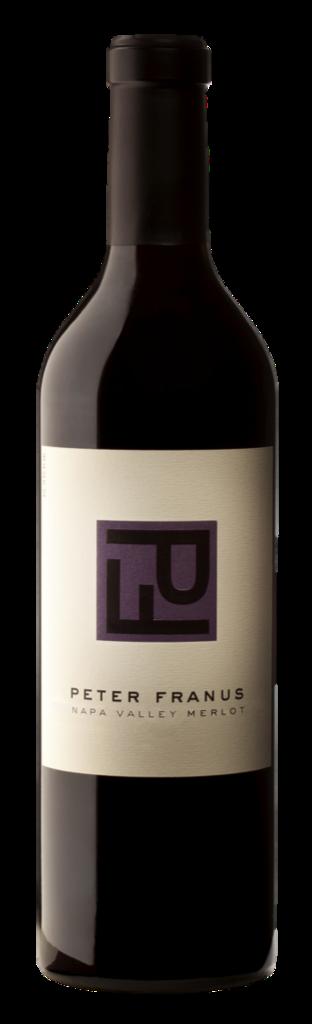 Peter Franus Wine Company Merlot Bottle Preview