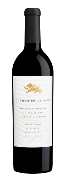 The Hess Collection Winery Mount Veeder 30th Anniversary Bottle Preview