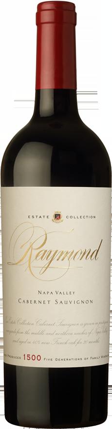 Raymond Vineyards Estate Collection Napa Valley Cabernet Sauvignon Bottle Preview