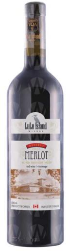 Lulu Island Winery Merlot Reserved