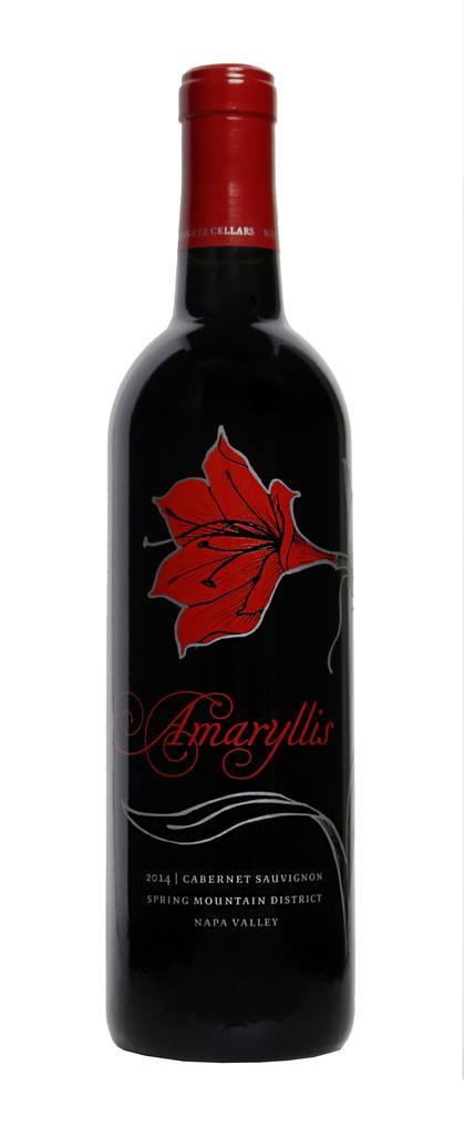 Bougetz Cellars amaryllis spring mountain district, napa valley cabernet sauvignon Bottle Preview