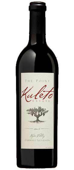 Kuleto Estate The Point Cabernet Sauvignon Bottle Preview