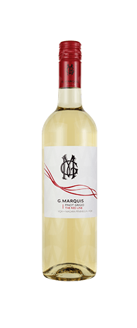 G. Marquis Vineyards Red Line Pinot Grigio