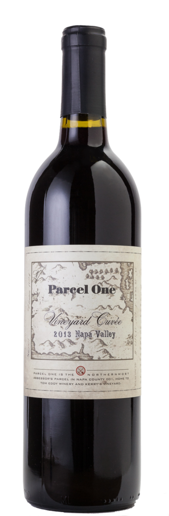 Tom Eddy Winery Parcel One Cuvee Red Bottle Preview