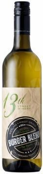 13th Street Winery Burger Blend Riesling - Pinot Grigio