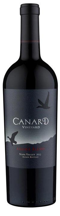 Canard Vineyard Adam's Blend Bottle Preview