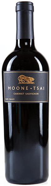 Moone-Tsai Vineyards Napa Valley Cabernet Sauvignon Bottle Preview