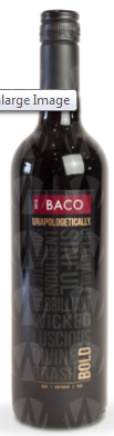 Unapologetically Baco Bold